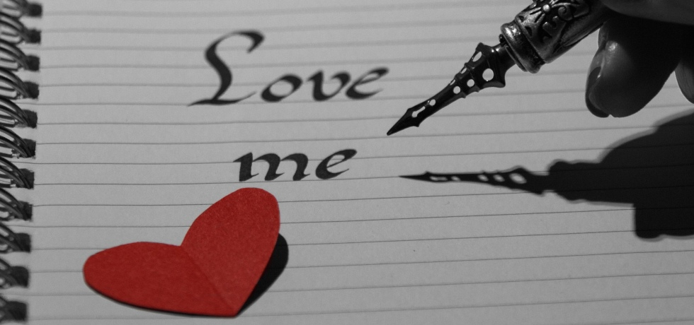 Love me notebook